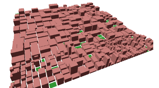 playing with procedural cities | molen, inc